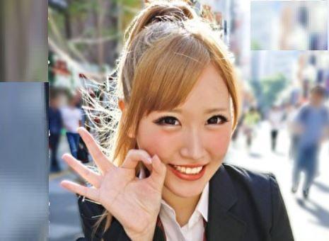 〚素人ナンパ〛人生で一番射精した制服JK!ロリ顔と金髪が可愛い痴女ギャルな女子校生のパイパンま〇こに種付けプレス中出し!