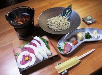 しし鍋蕎麦