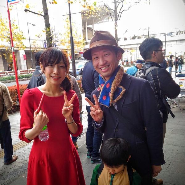 20151212 with asako