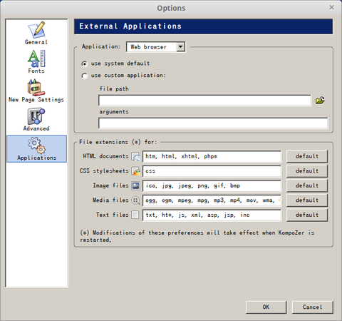 Kompozer_Linux_Options-5
