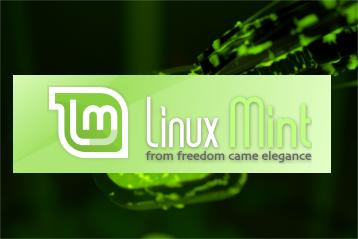 Linux Mint title 1