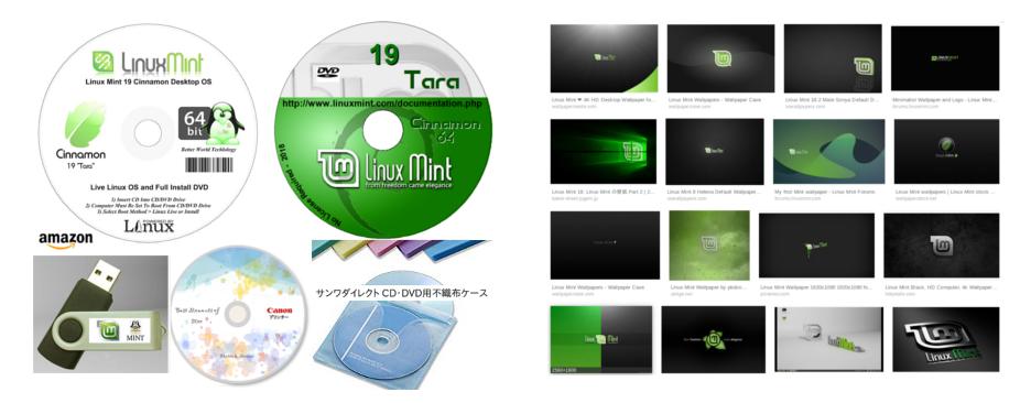 Linux Mint 19 DVD