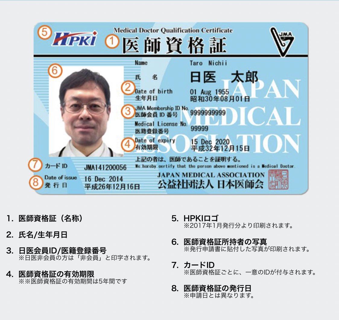 医師 免許