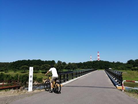 2021-07-17 新城川サクラロード1