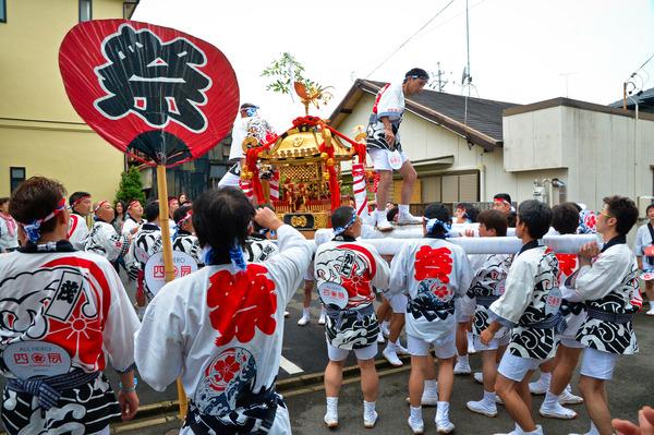 呼続元町お祭り (1)