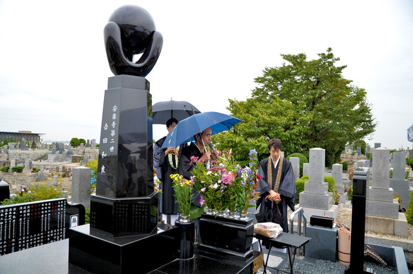 八事霊園安楽寺永代供養墓 (8)