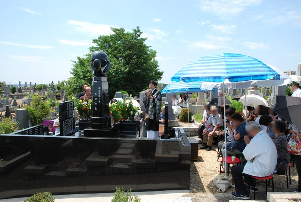 八事霊園安楽寺永代供養墓