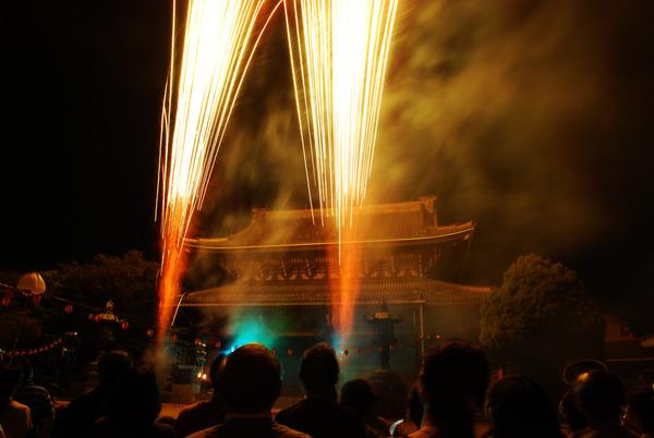 東別院御坊祭り盆踊り2013