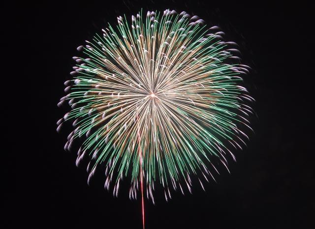 東海市花火大会2008