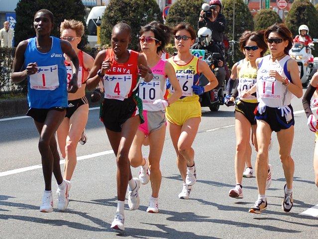 女子 マラソン大会 に対する画像結果