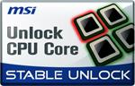unlock cpu core