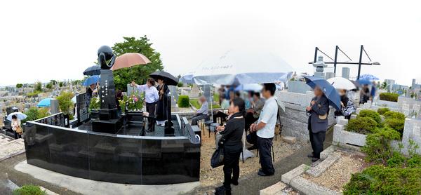 八事霊園安楽寺永代供養墓 (2)