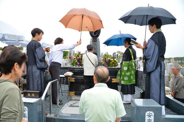 八事霊園安楽寺永代供養墓 (6)