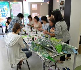 仏花教室2