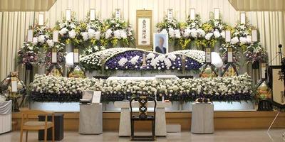 葬儀の実例_平成29年10月