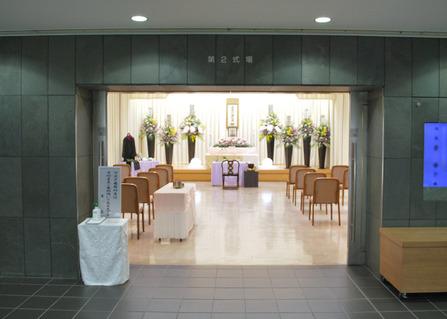 堺斎場 第2式場 家族葬