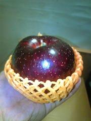 供物のリンゴ