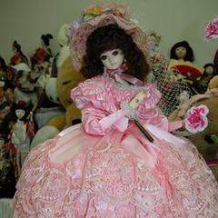 18 西洋人形の部