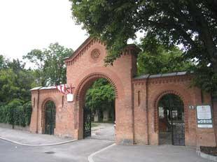 ザンクトマルクス墓地
