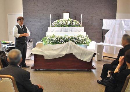 花水木 10名の一日葬