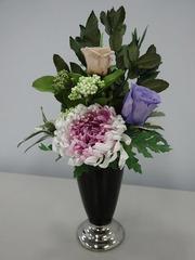 プリザーブドフラワーの仏花サンプル2