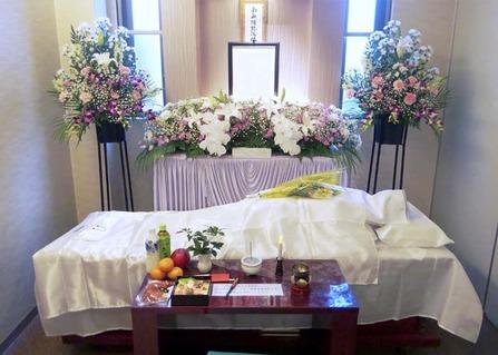 泰心館の直葬