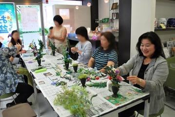 仏花教室3
