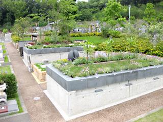 樹木型墓地『花』
