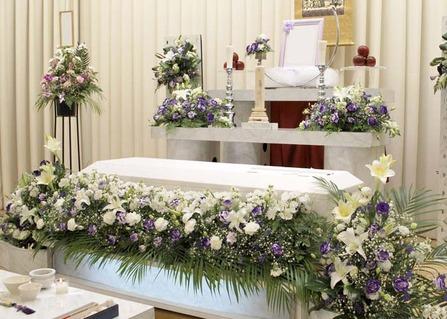堺斎場で一般葬儀