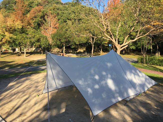 ソロキャンプ!しあわせの村オートキャンプ場(1)