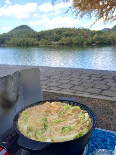 有馬富士山頂ハイキング、そしてミルフィーユ鍋〜♪化学調味料無添加。