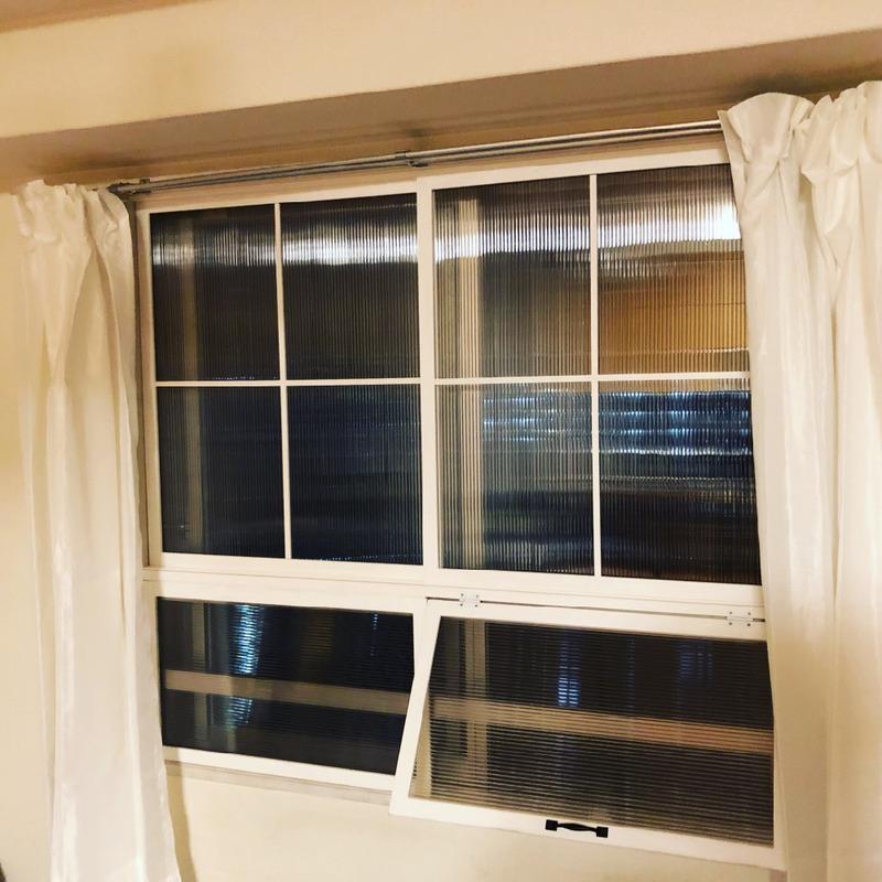 【DIY】かんかん照りの西側窓を、断熱二重窓にしてみた。製作過程