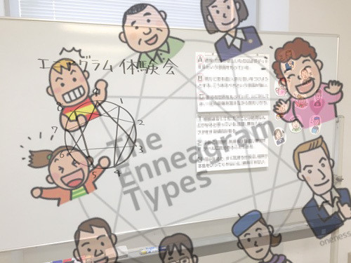 ご感想:第7回:大阪 エニアグラムを知ろう実践会