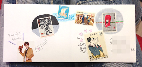 郵便局100周年と、宝塚歌劇100周年