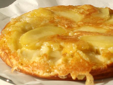 アップルケーキ01
