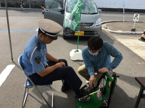 串木野警官