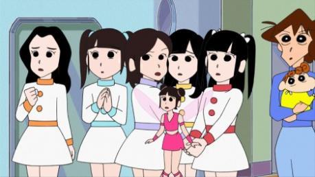 クレヨンしんちゃん 2012年