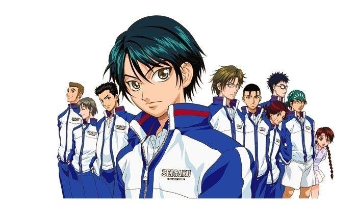 新テニスの王子様 OVA : テニスの王子様動画