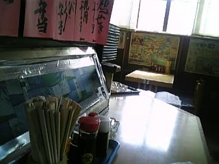 一龍川たか(店内)