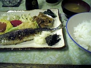 西亭(日替わり定食01)