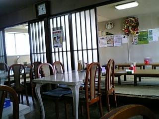 屯田ハウス(店内)