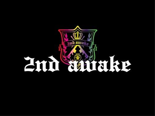 2nd awake - ロゴ(2013)