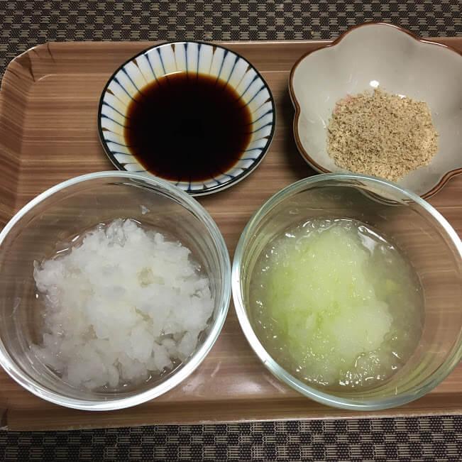砂糖、オイル不使用の手作り調味料!冬が旬の大根を使ったソースのレシピ1