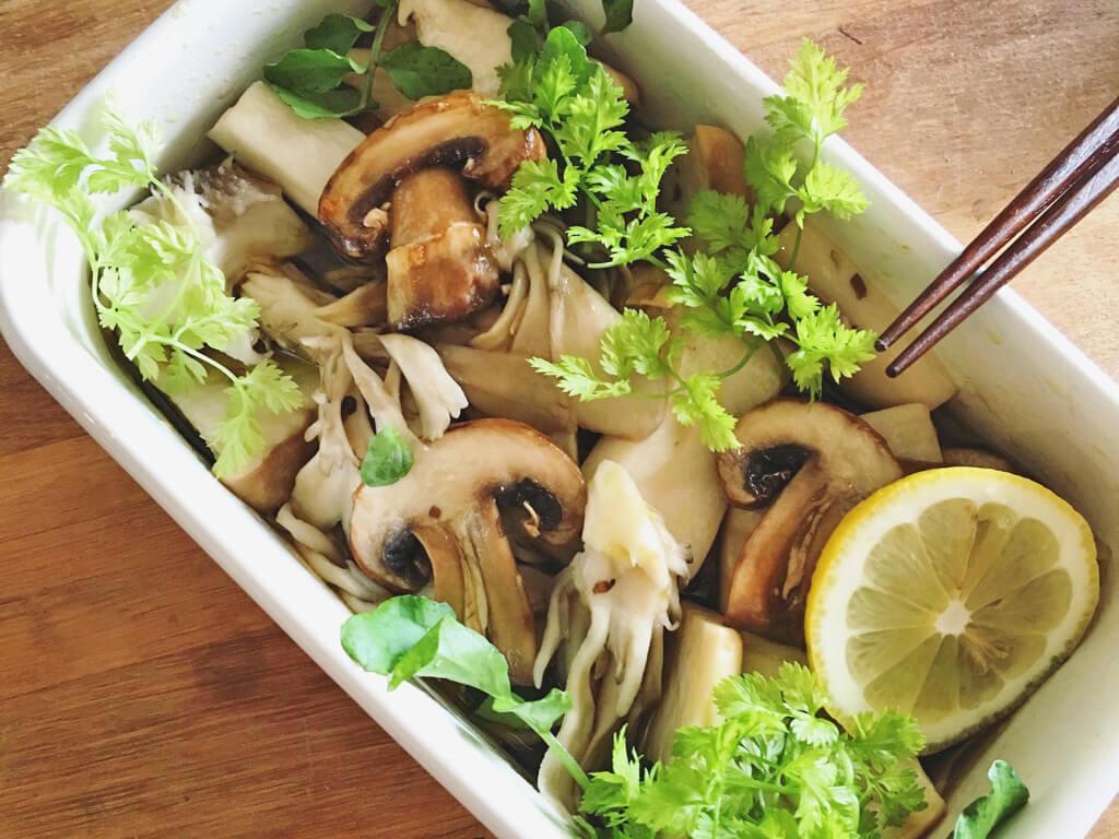 低カロリーなのにうま味たっぷり!美味しいきのこ料理のレシピ4選1
