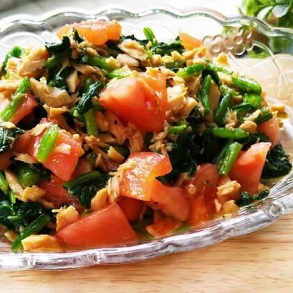 忙しくても手作りの料理が食べたい方必見!10分以内にできる簡単サラダレシピをご紹介します♪1