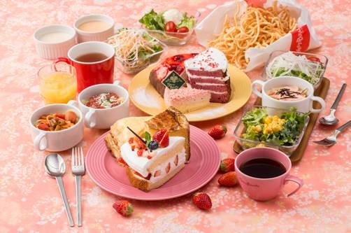 食べ放題イメージ図