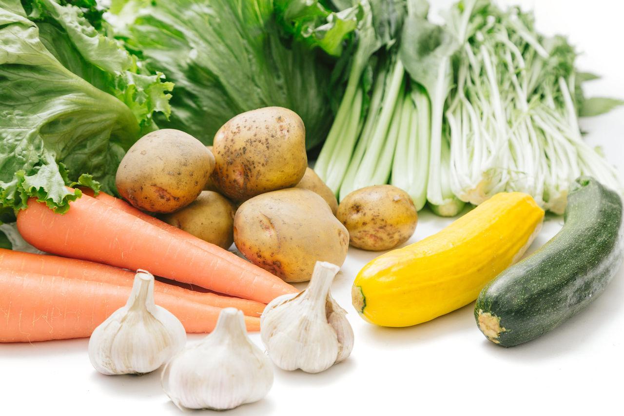 フレッシュな野菜