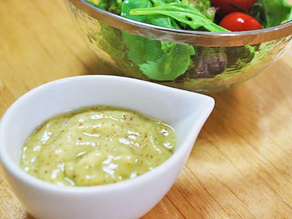 新鮮お野菜に彩りを。ちょっぴり変わり種な手作りドレッシングのレシピ2