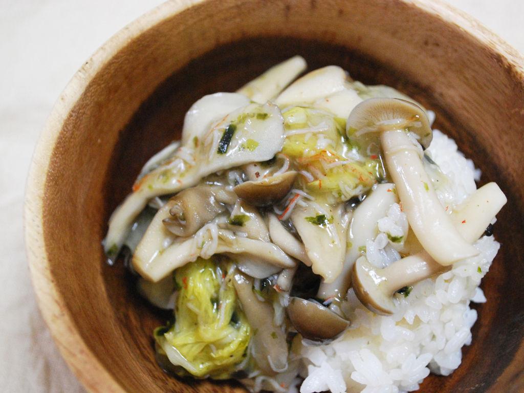 低カロリーなのにうま味たっぷり!美味しいきのこ料理のレシピ4選3