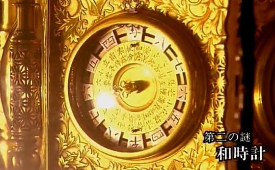 和時計の謎